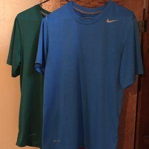 Nike Dri-Fit t-shirts